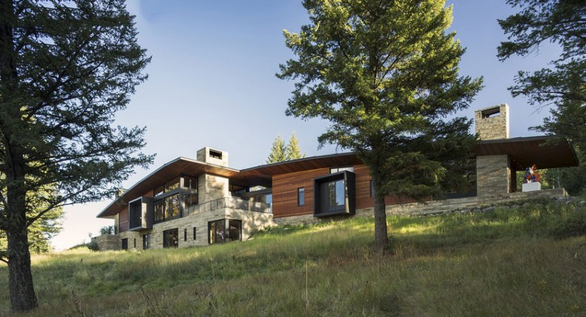 Butte Residence by Carney Logan Burke Architects 22