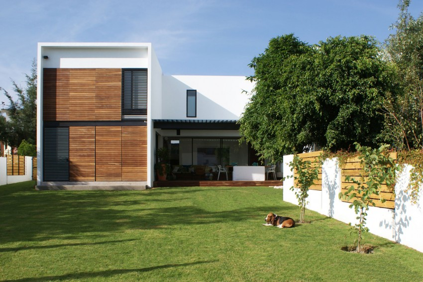 Casa ATT by Dionne Arquitectos 10