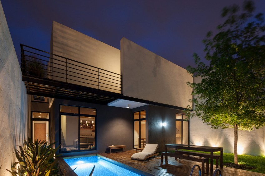 Casa Ming by LGZ Taller de Arquitectura 01