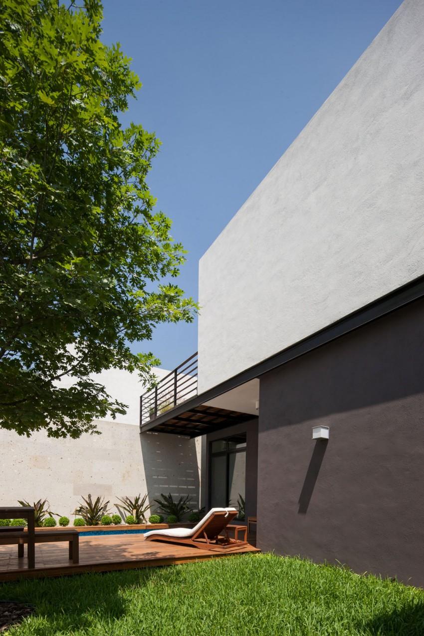 Casa Ming by LGZ Taller de Arquitectura 15