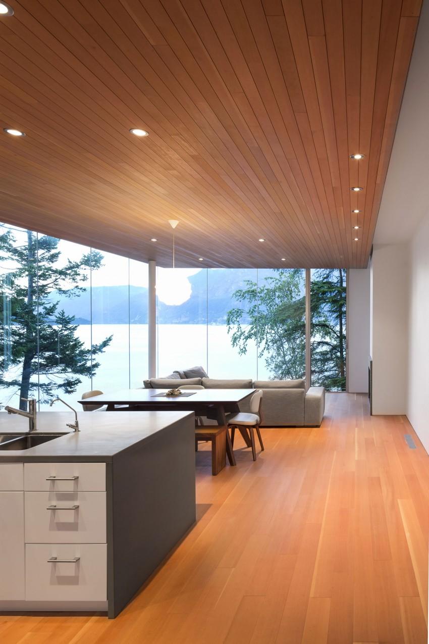Gambier Island House by Mcfarlane Biggar Architects + Designers 03
