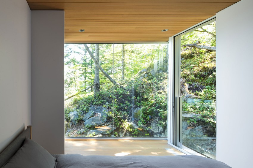 Gambier Island House by Mcfarlane Biggar Architects + Designers 07
