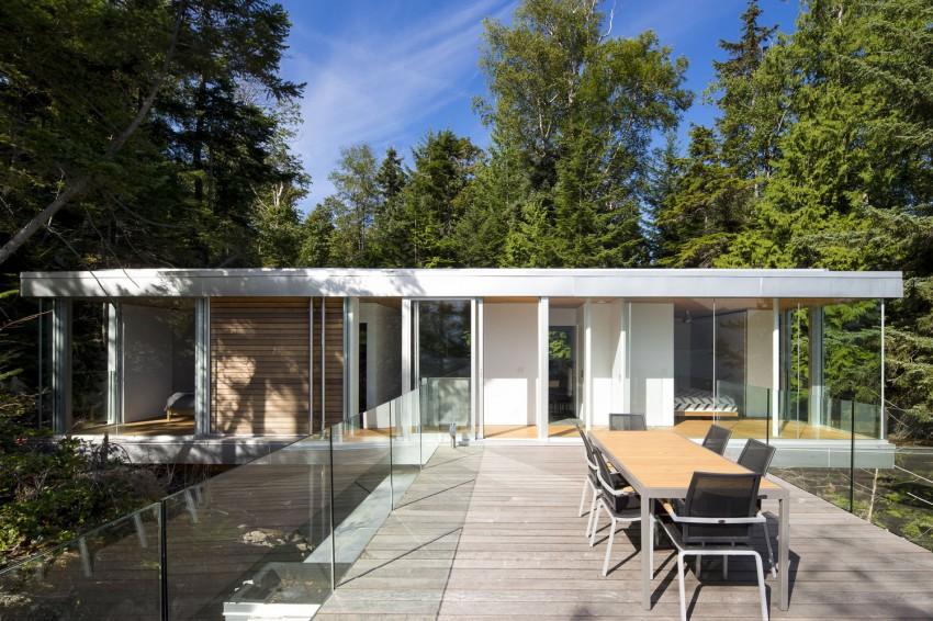 Gambier Island House by Mcfarlane Biggar Architects + Designers 09