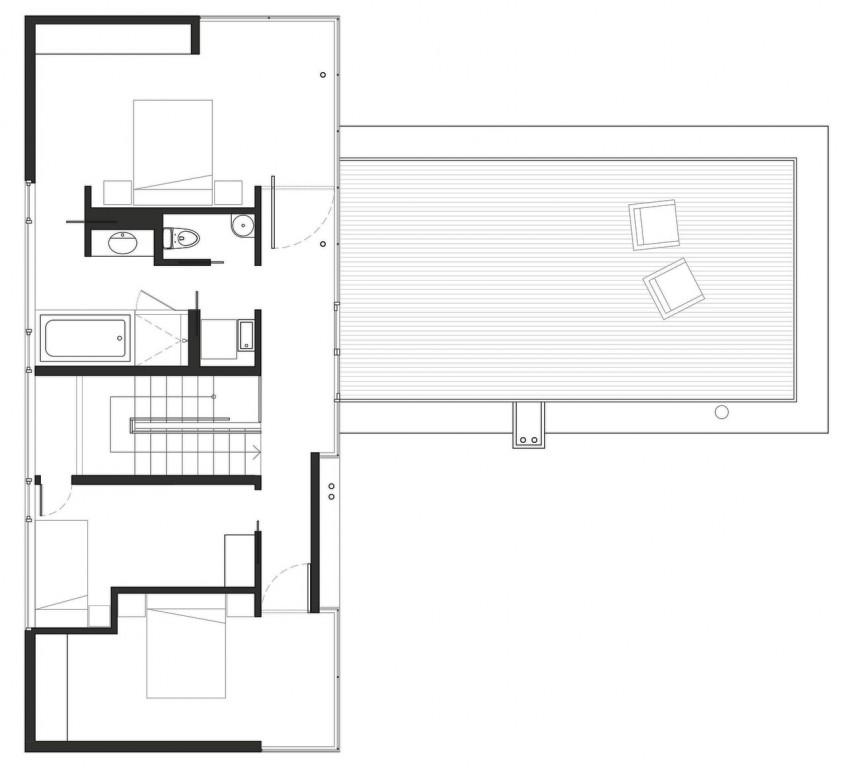 Gambier Island House by Mcfarlane Biggar Architects + Designers 14