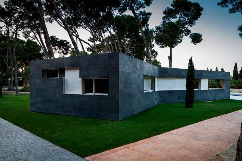Pine Forest Pavilion by e2b arquitectos 04