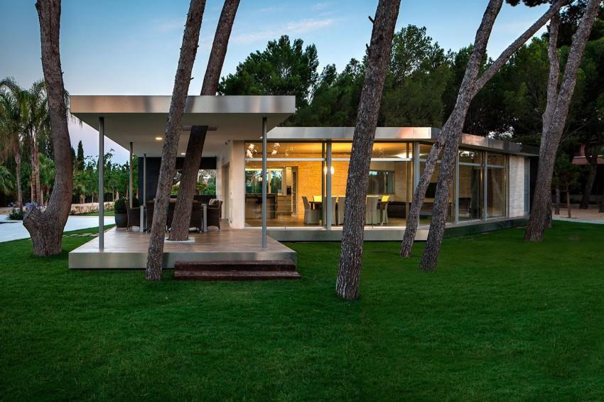 Pine Forest Pavilion by e2b arquitectos 07