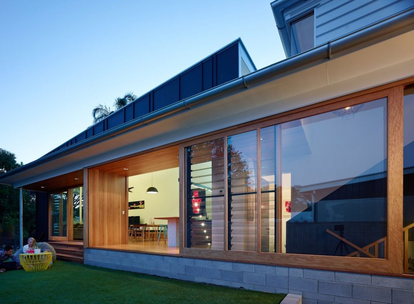 The Terraced House by Shaun Lockyer Architects 03