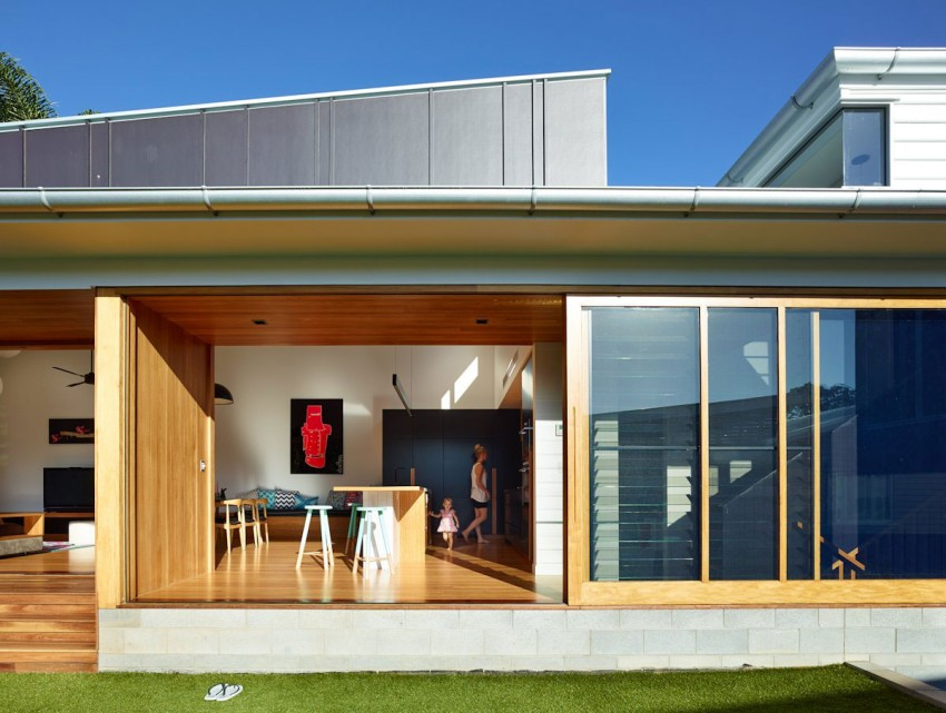 The Terraced House by Shaun Lockyer Architects 04