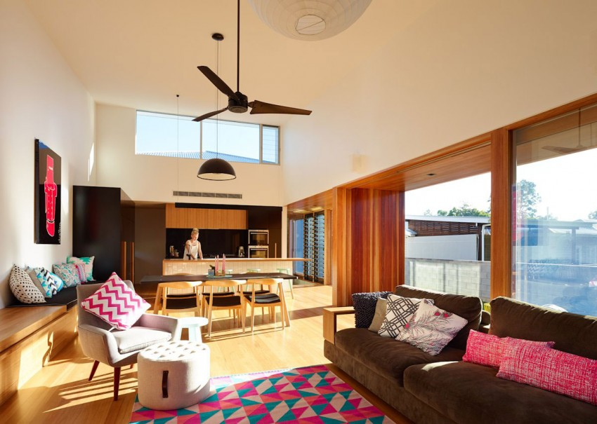 The Terraced House by Shaun Lockyer Architects 06