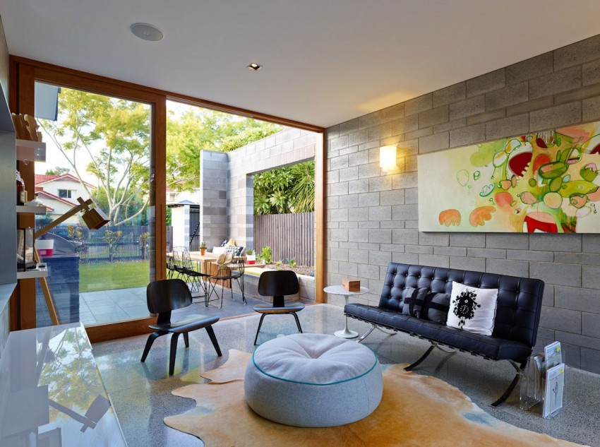 The Terraced House by Shaun Lockyer Architects 08