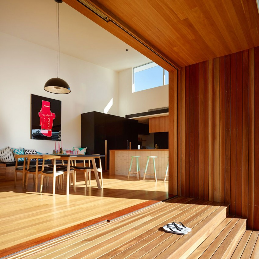 The Terraced House by Shaun Lockyer Architects 10