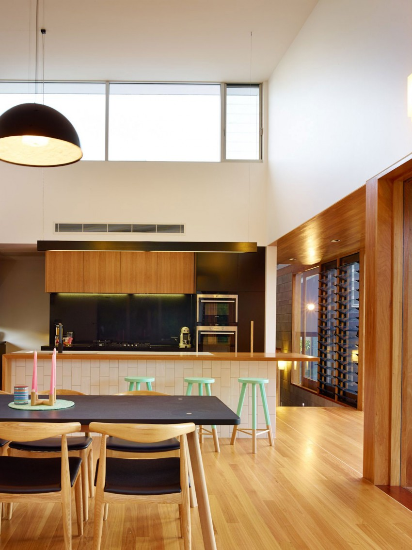 The Terraced House by Shaun Lockyer Architects 11