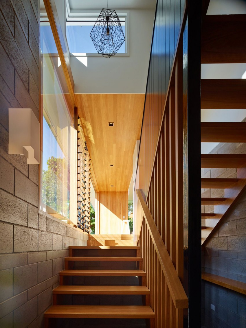 The Terraced House by Shaun Lockyer Architects 12