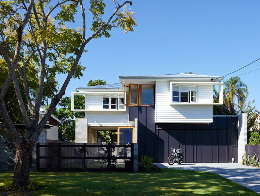 The Terraced House by Shaun Lockyer Architects 16