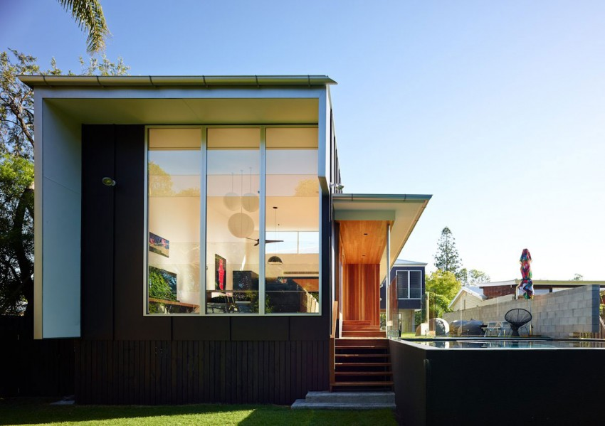 The Terraced House by Shaun Lockyer Architects 18