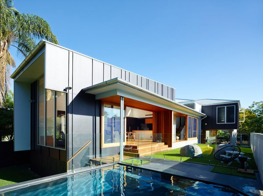 The Terraced House by Shaun Lockyer Architects 19