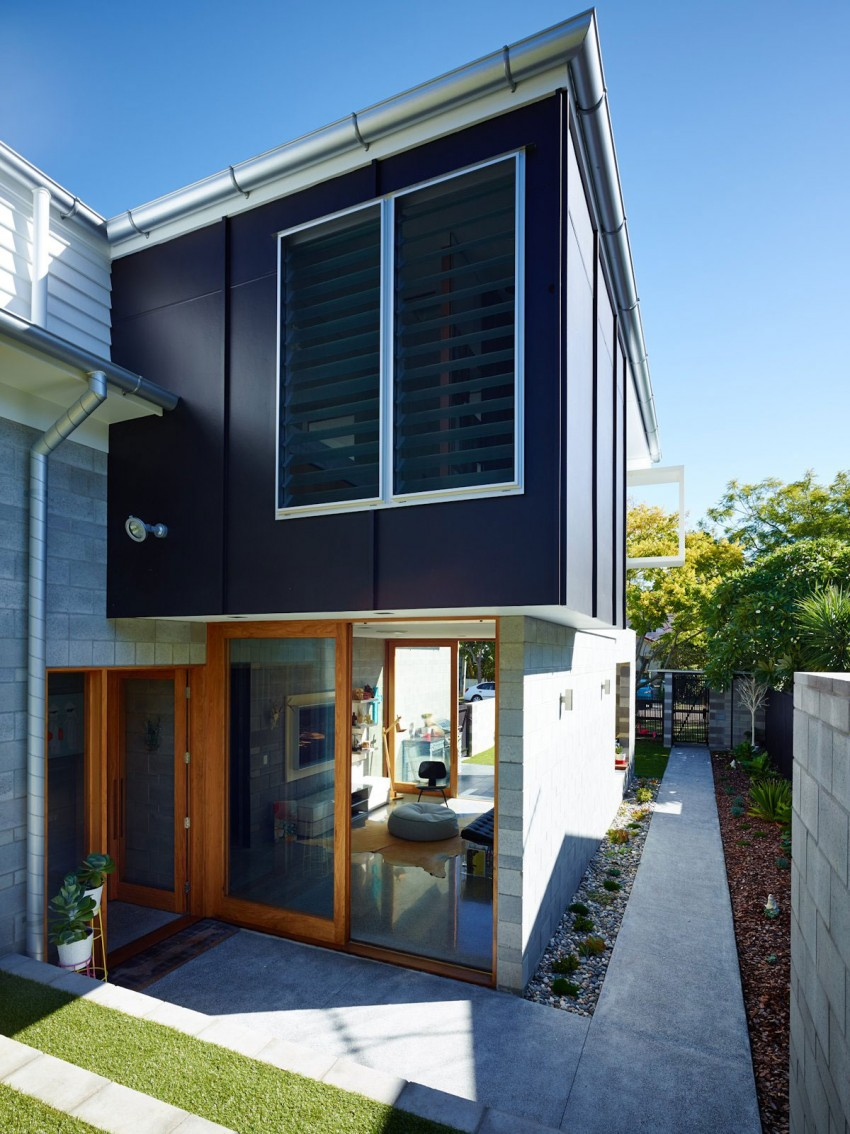 The Terraced House by Shaun Lockyer Architects 20