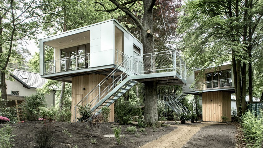 Urban Treehouse 02
