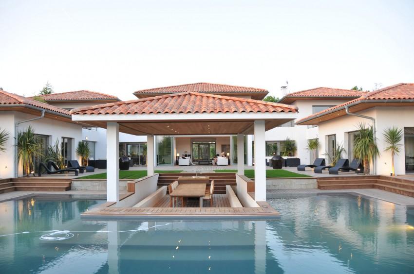 Villa Hermitage in Arbonne 01