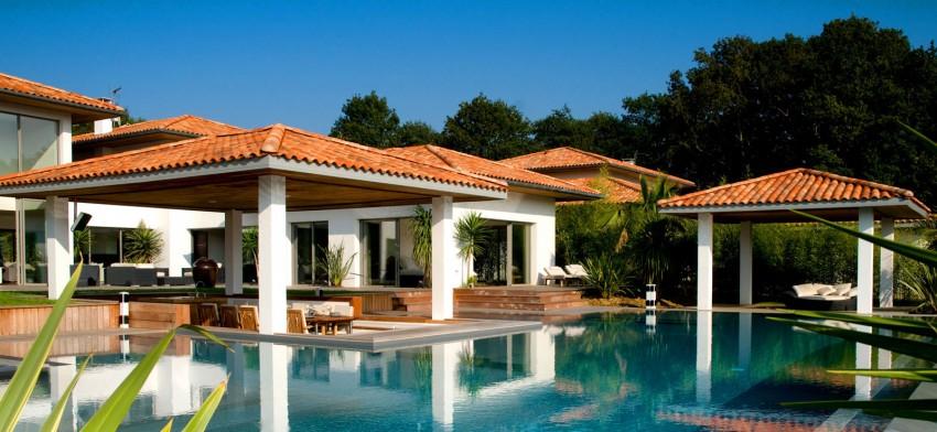 Villa Hermitage in Arbonne 02