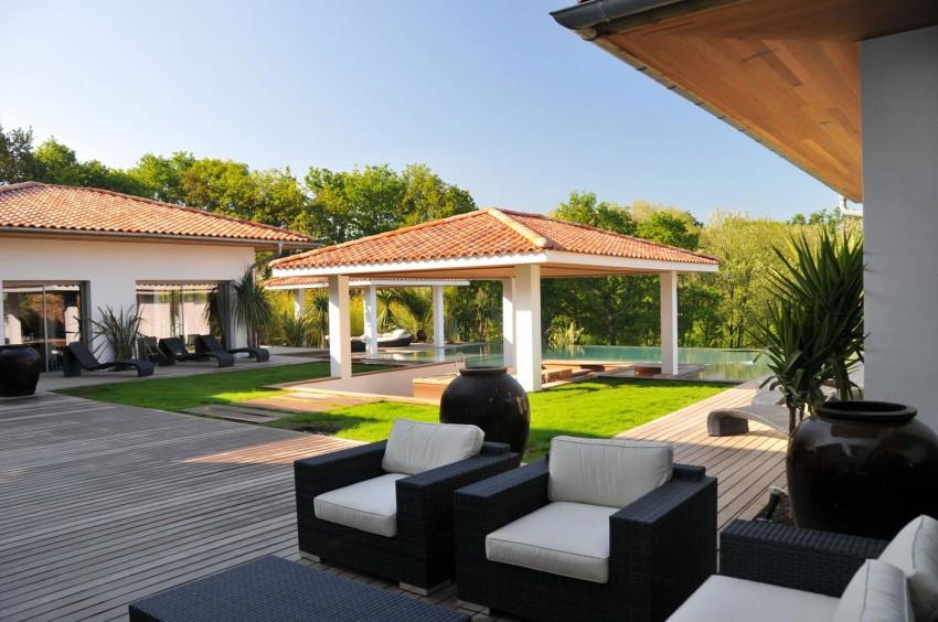 Villa Hermitage in Arbonne 07