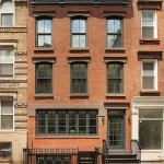 A historic townhouse with a modern urban edge by Turett Collaborative Architects 01