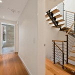 A historic townhouse with a modern urban edge by Turett Collaborative Architects 05