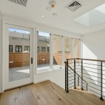 A historic townhouse with a modern urban edge by Turett Collaborative Architects 06