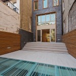 A historic townhouse with a modern urban edge by Turett Collaborative Architects 12