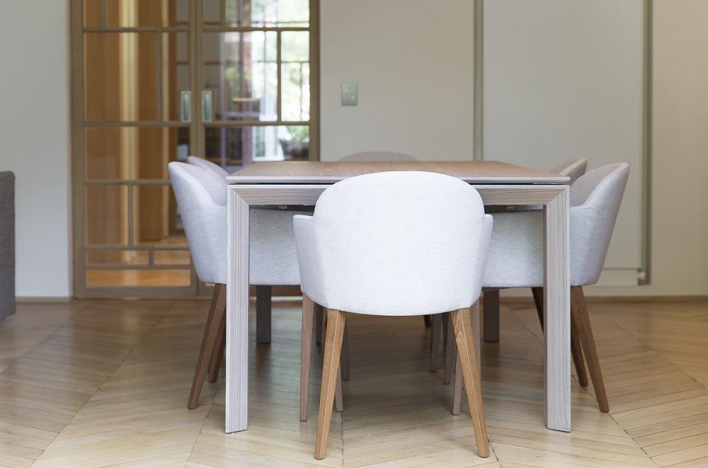 Appartement neuilly sur seine 02 myhouseidea - Ensemble table et chaise ikea ...
