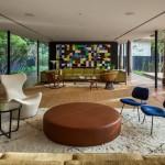 CJ House by Andrade Morettin Arquitetos Associados 03