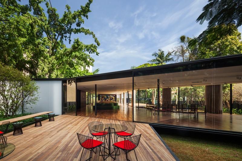 CJ House by Andrade Morettin Arquitetos Associados 06