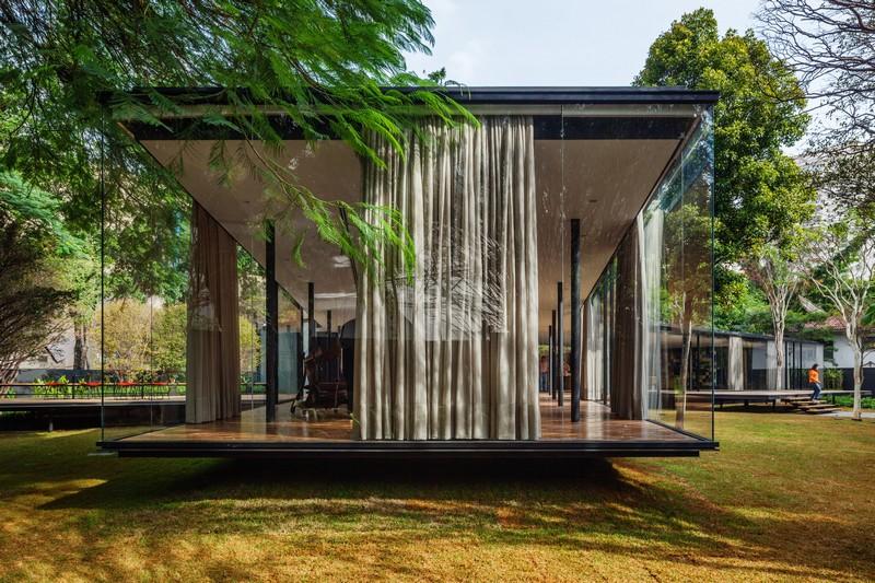 CJ House by Andrade Morettin Arquitetos Associados 07