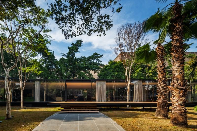 CJ House by Andrade Morettin Arquitetos Associados 08