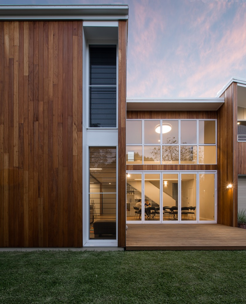 Cooks Hill Residence by Bourne Blue Architecture 14