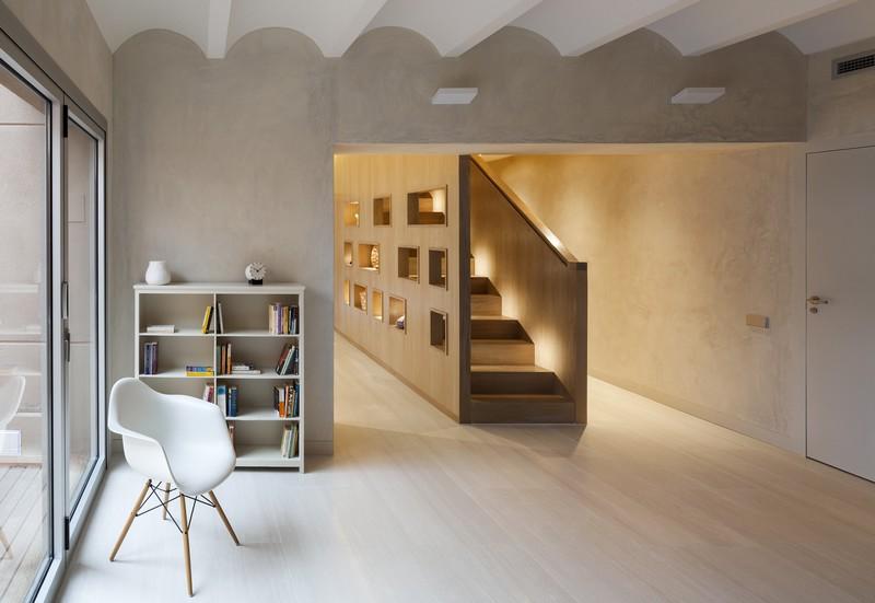 Duplex in Gracia by Zest Architecture ©Lluis Casals 02
