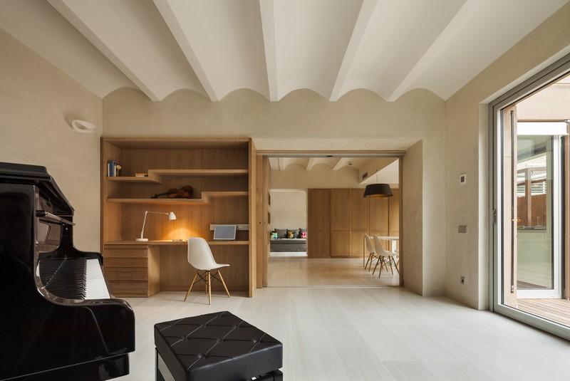 Duplex in Gracia by Zest Architecture ©Lluis Casals 03