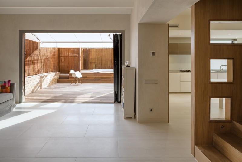 Duplex in Gracia by Zest Architecture ©Lluis Casals 06