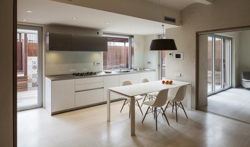 Duplex in Gracia by Zest Architecture ©Lluis Casals 07
