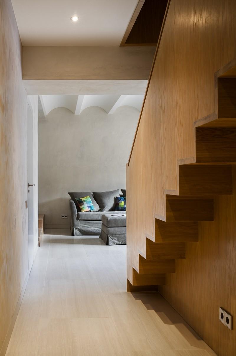 Duplex in Gracia by Zest Architecture ©Lluis Casals 08