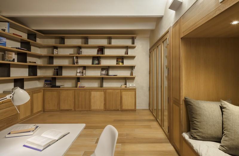 Duplex in Gracia by Zest Architecture ©Lluis Casals 10