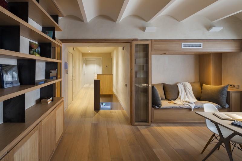 Duplex in Gracia by Zest Architecture ©Lluis Casals 11