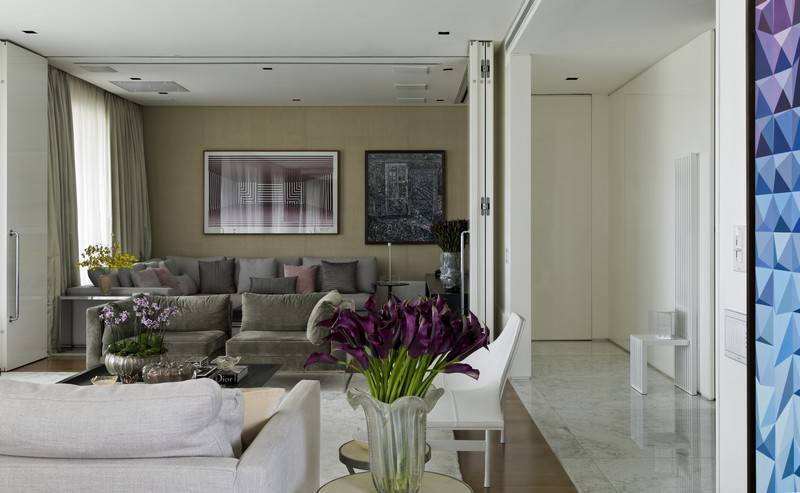 Ibirapuera Apartment by Diego Revollo 03