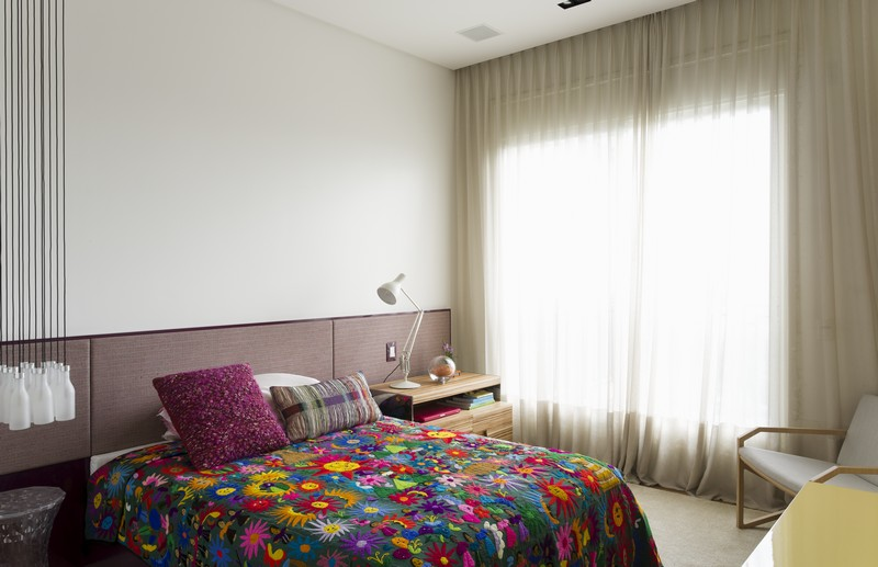 Ibirapuera Apartment by Diego Revollo 23