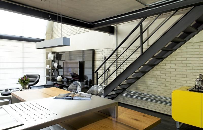 Industrial Loft by Diego Revollo 04