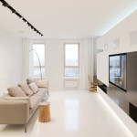 Moscow Apartment by SLProject 01