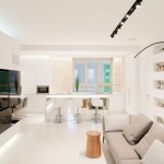 Moscow Apartment by SLProject 05
