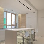 Moscow Apartment by SLProject 08