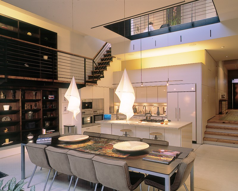 NYC townhouse renovation by Turett Collaborative Architects 02