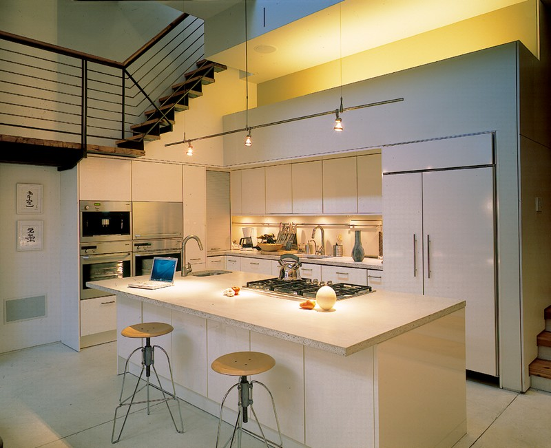 NYC townhouse renovation by Turett Collaborative Architects 03